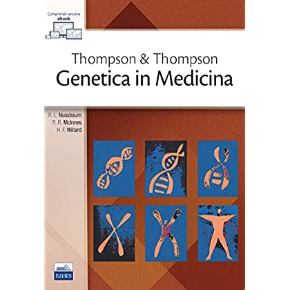 Thompson & Thompson. Genetica In Medicina