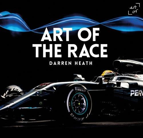 Art of the Race - V17 por Darren Heath