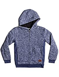 Shirt Sherpa Capuche À Quiksilver Sweat Garçon Keller H01gwSt