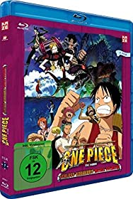 One Piece - 7. Film: Schloß Karakuris Metall-Soldaten [Blu-ray]