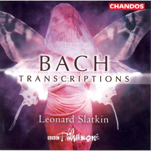 Bach - Wir glauben all' an einen Gott (arr. of BWV 680)