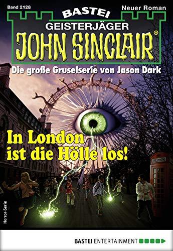 John Sinclair 2128 Horror-Serie: