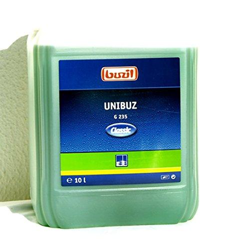 Buzil G235 Unibuz Universal - Wischpflege 10 Liter