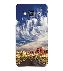 SAMSUNG GALAXY A3 SCENERY Designer Back Cover Case By PRINTSWAG