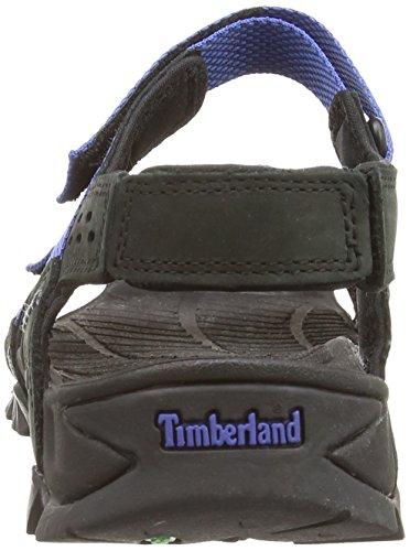 Timberland Trailwind 2.0 Ftp Eldridge, Multisports outdoor Homme Noir (Black/Blue)