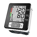SEMATUR tensiometre poignet pour tension artérielle mesure FDA CE ROHS certificat stockage mémoire LCD display