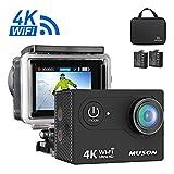 4K Sport Action Kamera Muson Ultra HD Camcorder 12MP Wifi 30M Wasserdichte Kamera 170 Grad...