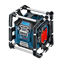 Bosch Professional GML 20 PowerBox Cordless Jobsite Site Radio (Without Battery and Charger) - Carton