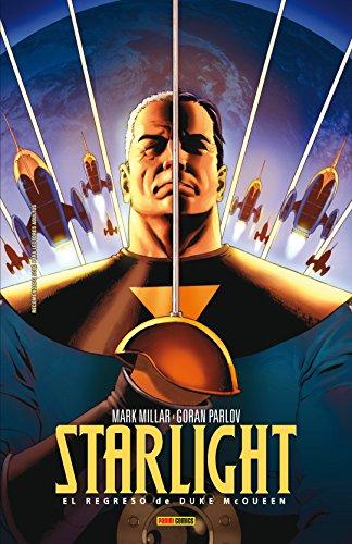 Starlight el regreso de duke mcqueen editado por Panini / marvel