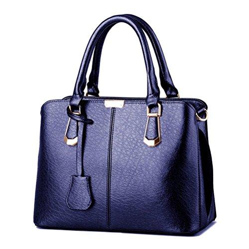 honeymall-travel-leather-top-zip-tote-borsa-in-pelle-borsa-con-maniglia-donnagrigio