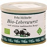 Echt Hällische Leberwurst (200 g) - Bio