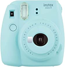 Fuji Instax Mini 9 (Ice Blue)