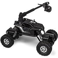 Juguetrónica - VR Crawler 1:16, coche todoterreno, color negro (JUG0295)
