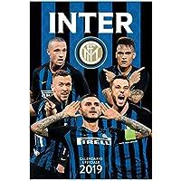calendario INTER 2019 UFFICIALE - (29x42)