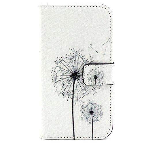 Custodia per Alcatel One Touch Pop C7,Protettiva in Pelle Caso Guscio Flip Folio Case Wallet Cover per Alcatel One Touch Pop C7 Custodia Casi Portafoglio,#9
