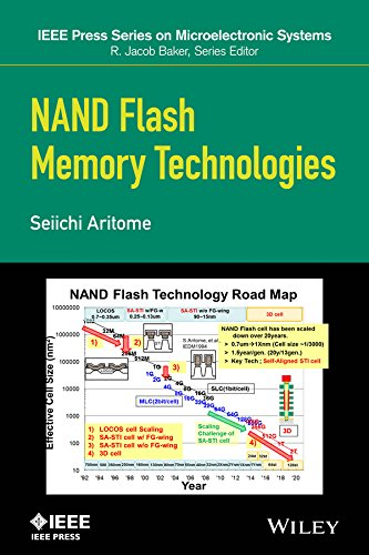NAND Flash Memory Technologies (IEEE Press Series on Microelectronic Systems) (English Edition)