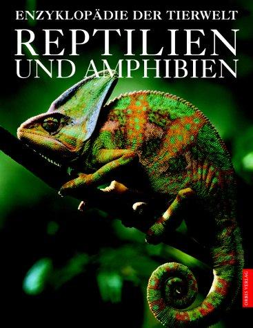 Reptilien & Amphibien: Enzyklopädie der Tierwelt