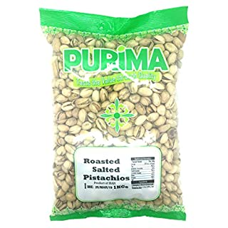 Salted Pistachio Nuts 1kg Roasted Iranian Pistachios PURIMA