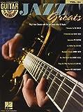 Guitar Play-Along Volume 44: Jazz Greats: Noten, Play-Along, Bundle, CD für Gitarre (Hal Leonard Guitar Play-Along)