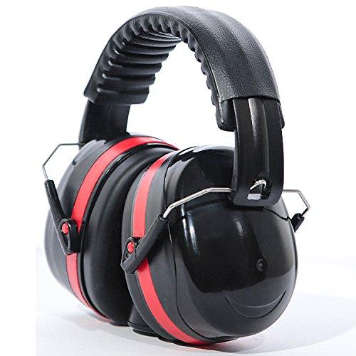 Gehörschutz für Kinder und Erwachsene. Ohrenschützer mit hochwertigem Kapselgehörschutz / Schallschutz Technologie. Mit verstellbarem Kopfbügel und hohem Tragekomfort. Unsere Alternative zu Ohrenstöpsel.