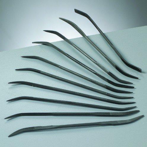 efco Feilen Set fein 10 -teilig, für Speckstein u.a. Feilenlänge 14 cm