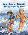 Jean Lou et Sophie découvrent la mer par Marlier