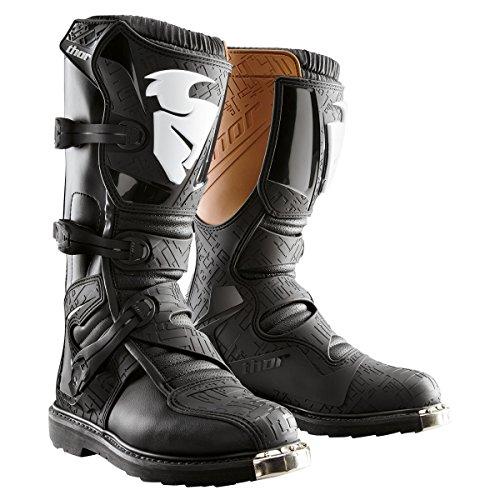 Thor Motocross-Stiefel Blitz Schwarz Gr. 44.5