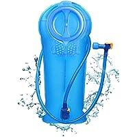 a Prueba de Fugas Senderismo para Camping Ligera Bolsa de Almacenamiento de Agua Port/átil 2 l 3 l 1,5 l Alomejor Bolsa de Agua Plegable