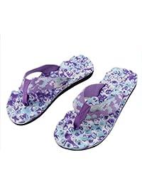 UFACE Slipper Lady Camo Flip Flops Schuhe Sandalen Slipper Indoor  Outdoor Flip-Flops