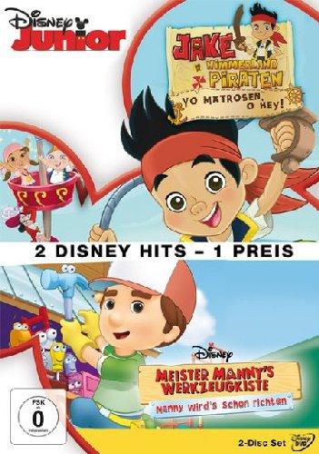Vol. 1 + Meister Manny's Werkzeugkiste, Vol. 3 - Junior Doppelpack (2 DVDs)