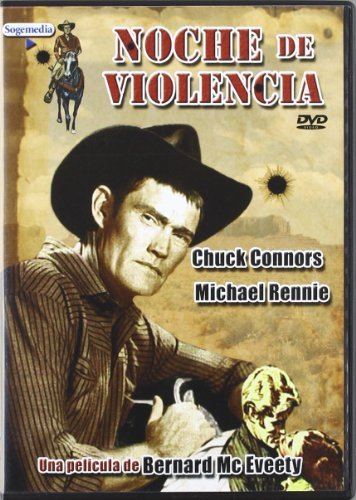 Ride Beyond Vengeance ( Night of the Tiger ) ( The Tiger Wore Guns (You Can't Ever Go Home Again) ) by Chuck Connors