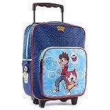 Trolley YO KAI WATCH sac à dos à roulette YO KAI 35 CM