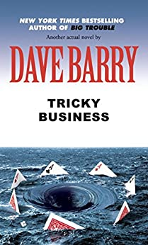 Tricky Business by [Barry, Dave]