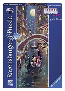 Ravensburger - Panorama romántica Venecia, Puzzle de 1000 Piezas (15055 7)