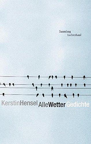 Buchseite und Rezensionen zu 'Alle Wetter' von Kerstin Hensel
