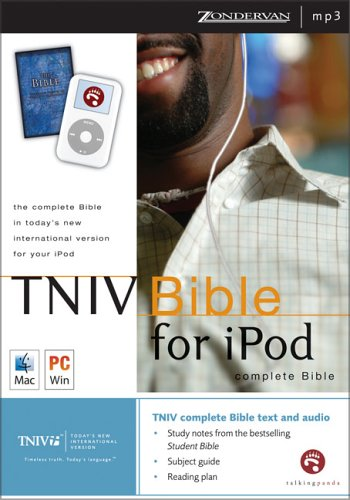 The New International Version Audio Bible for Ipod: Complete Bible