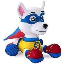 Paw Patrol - Patrulla Canina - Selección Figura de Peluche Softwool 20cm, Maja:Apollo