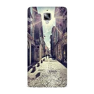 Qrioh Printed Designer Back Case Cover for OnePlus 3 - 62M-MP3585