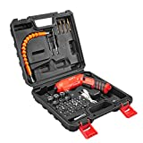 Best Cordless Screwdrivers - MPT Screwdriver Cordless Screwdriver with Integrated 4V Lithium-Ion Review
