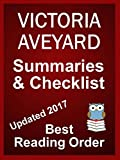 VICTORIA AVEYARD READING LIST WITH SUMMARIES FOR ALL SERIES BOOKS INCLUDING SPENSER SERIES AND STANDALONE NOVELS - UPDATED 2017CHECKLIST INCLUDES ALL VICTORIA AVEYARD FICTIONVICTORIA AVEYARD Fan?  Get the most pleasure out of your reading.  Don't mis...