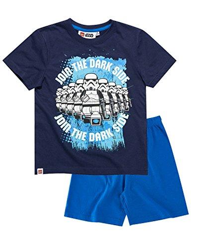 LEGO Star Wars Chicos Pijama mangas cortas – Azul marino