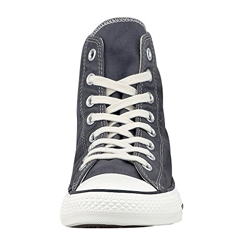 Converse - Converse All Star Hi Chaussures de Sport Gris - charcoal/white