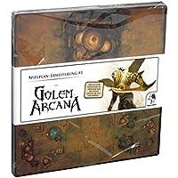 Pegasus Spiele 58003G - Golem Arcana: Spielplan-Erweiterung 1, Brettspiele
