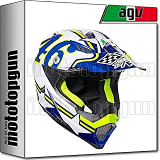 AGV 217511A0I0-002 CASCO CROSS AX8 AX-8 EVO TOP RANCH XS