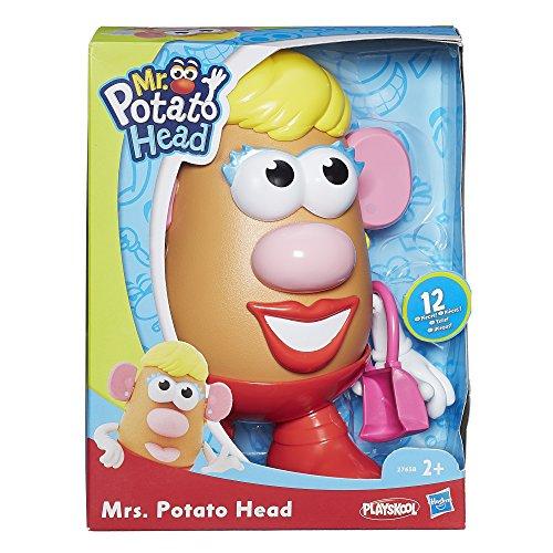 Potato Head Playskool Friends Frau Potato Head Klassische - Mrs Potato Head-zubehör