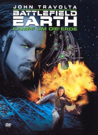 Battlefield Earth - Kampf um die Erde [VHS]