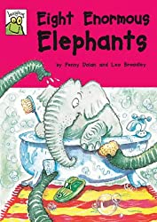 Leapfrog Rhyme Time: Eight Enormous Elephants