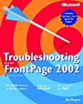 Troubleshooting FrontPage 2002 (Cpg-T...