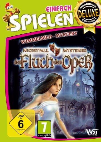 Nightfall Mysteries: Fluch der Oper Nightfall Pc