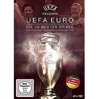 UEFA EURO - Die 50 besten Spiele der Fußball-Europameisterschaften